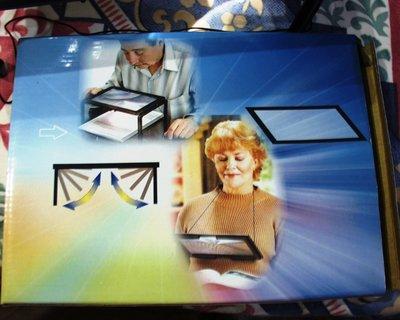 Прибор, стол, эффект увеличения, вышивка, для выполнения мелкого ажурного дизайна или чтения и т.д.