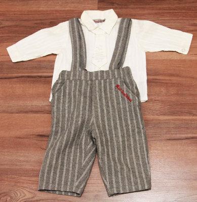 Праздничный брендовый наборчик для мальчика Брюки Рубашка