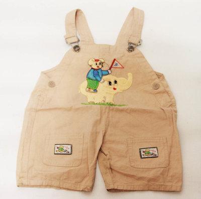 Летний Комбинезон для мальчика и девочки 1-2 года Детские вещи дешево