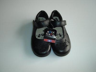 Новые туфли с супинатором, р 26 UK 8 , стелька 16,5 см Back to school твердый задник материал-кожза