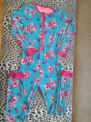Пижама комбинезон размер S