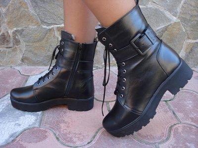 Продано: Ботинки женские зимние. S-13. натуральная кожа.