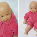 Кукла Мальчик-Азиат, 27 см, тяжелый, Corolle, Франция, 1991. Качество Без одежды