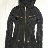 Куртка на молнии размер м