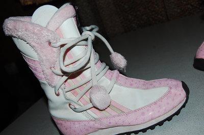 деми сапожки adidas 32 размер