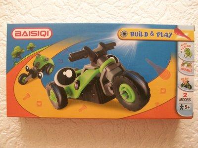 Пластиковый конструктор Build&Play , 2 модели