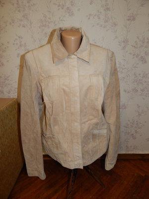 куртка замшевая стильная модная р14