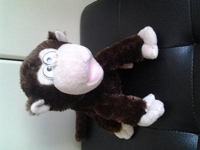обезьянка музыкальная