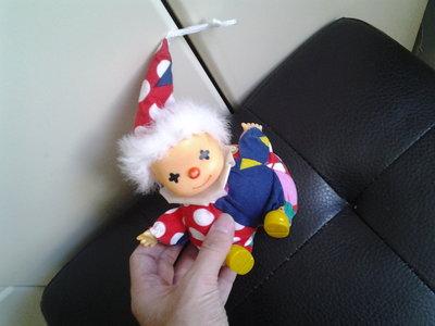 винтажный клоун