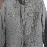 Фирменная стеганая куртка