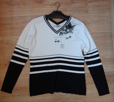 Продано: prodano Недорогая женская кофточка белого цвета