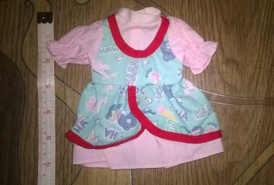 Платье на куклу,одежда.кукла