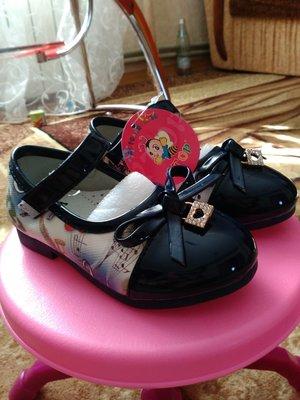 Туфли новые в наличии