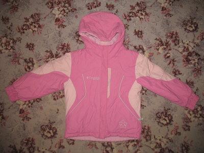 Курточка Columbia - двухсторонняя