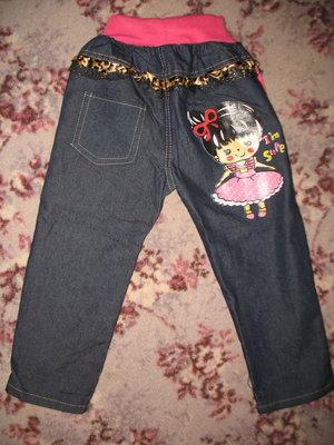 Летние джинсики
