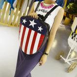 Супер рюкзак Щит Чудо Женщины В Наличии