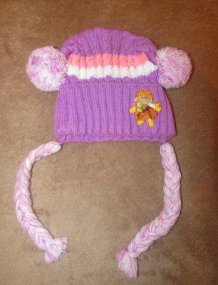 Деми шапочки для девочки