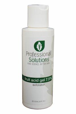 Фруктовая кислота 7,5% Professional Solutions