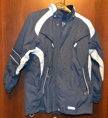 Куртка, ветровка reima tec рост 134 см большемерит
