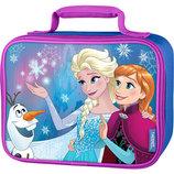 Ланчбокс Термосумка для завтраков Disney Frozen Elsa Anna Холодное сердце Эльза Анна Thermos