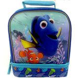 Ланчбокс Термосумка для завтраков Дисней Пиксар В поисках Дори Немо Disney Pixar Finding Dory Nemo