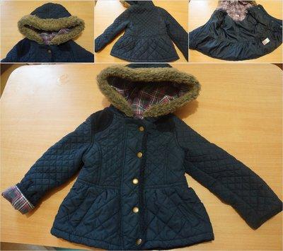 F&F Стеганная демисезонная курточка 1,5-2 года
