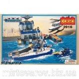 Конструктор COGO 3916 Морская полиция.