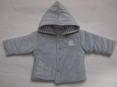 Курточка деми для мальчика на рост 62-68 см Berti