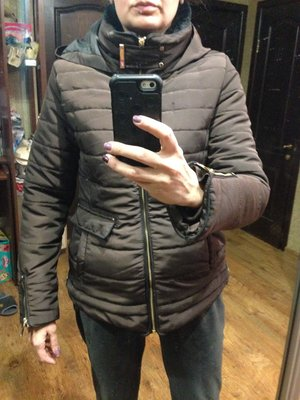 Stradivarius курточка демисезонная