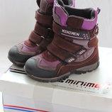 Зимние ботинки сапожки термо MINIMEN