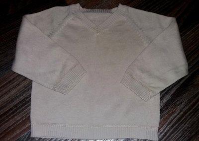 Тонкий свитерок, кофта, реглан 18 мес,