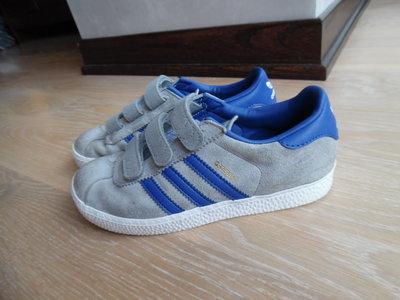 Кроссовки 20,5 см Adidas Адидас кожа оригинад девочке мальчику