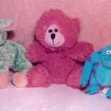 Мягкие игрушки разные, б у