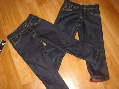 Брендовые джинсы на флисе девочкам 92