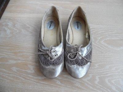 Туфли женские 22 см, детские подростковые Flash