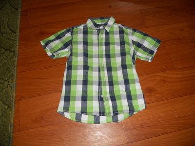 рубашка паломино 116-122 в идеале