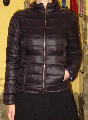 Стильная легкая куртка итальянского бренда Fracomina