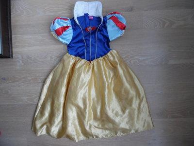 Платье карнавал 5-6 лет Disney Дисней