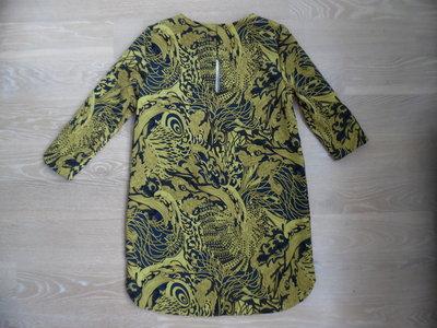 Платье женское 38 размер, плотное теплое H&M НМ