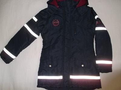 Курточка теплая для девочки 11-12 лет на рост 152 см Pepperts