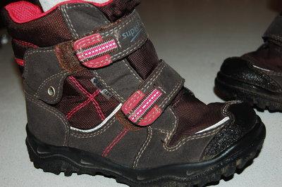 зимние ботинки superfit 29 размер