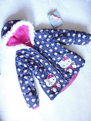 Демисезонная куртка Kitty 3-4годика