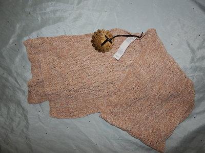 шарф вязаный стильный модный новый