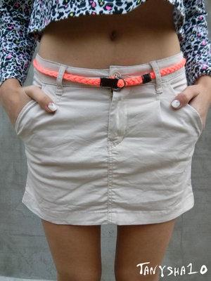Короткая юбочка H&M размер XS