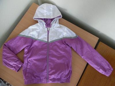 Куртка девочке 11-12 лет рост 152 см, Y.D