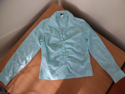 Рубашка девочке 8-9 лет рост 146 см, 100% котон GAP ГЭП