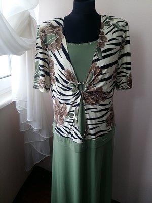 женское платье на торжество 54 размер