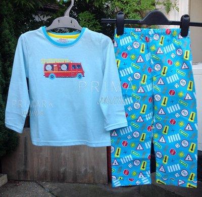 Пижама из хлопка/фланели 2-7 лет Primark