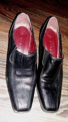 Кожаные туфли Fiore, стелька 24 см
