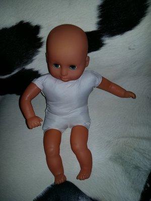 интерактивный кукла пупс Rong long RL Гонконг оригинал клеймо 42 см